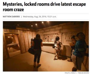 mysteries trib article