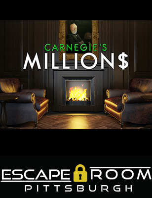 Book Carnegie's Millions Now!