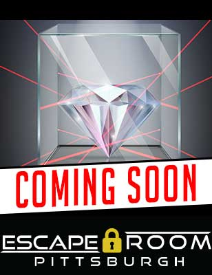 Diamond Heist Coming Soon!