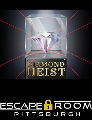 Book Diamond Heist Now!